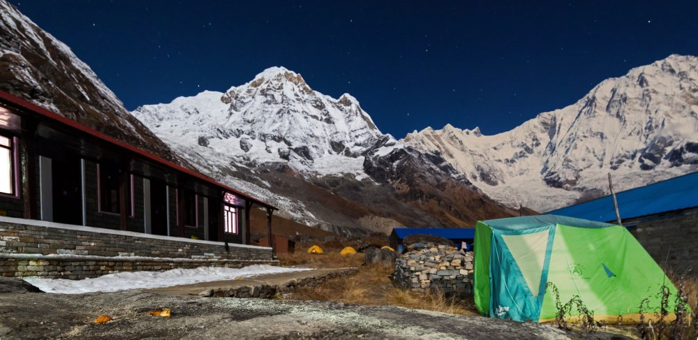 annapurna base camp _ oror salaun